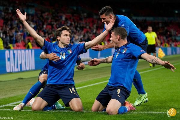 (ویدیو) خلاصه بازی ایتالیا 2 - 1 اتریش 5 تیر 00