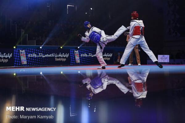 نگار اسماعیلی قهرمان آسیا شد، انتها روز نخست با 6 مدال