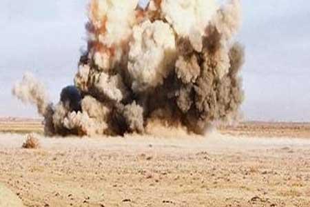 وقوع چهار انفجار تروریستی در شمال غرب سوریه