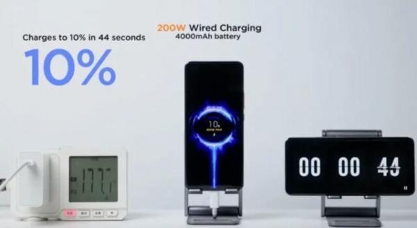 شارژ کامل گوشی شیائومی تنها در 8 دقیقه