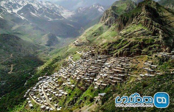 منظر فرهنگی هورامان ثبت جهانی شد