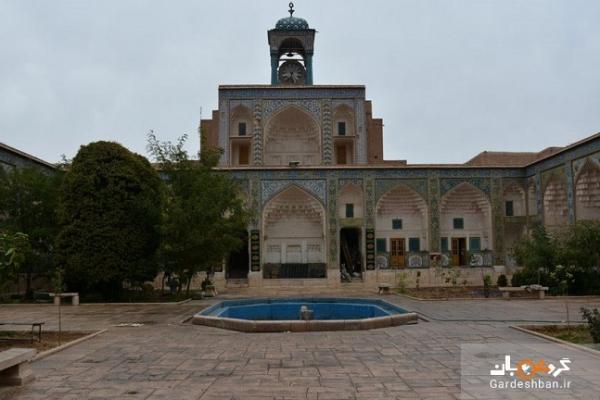 مجموعه ابراهیم خان کرمان؛یکی از دیدنی های تاریخی کرمان، عکس