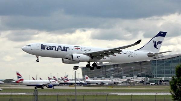 اعلام زمان از سرگیری پروازهای تهران به لندن