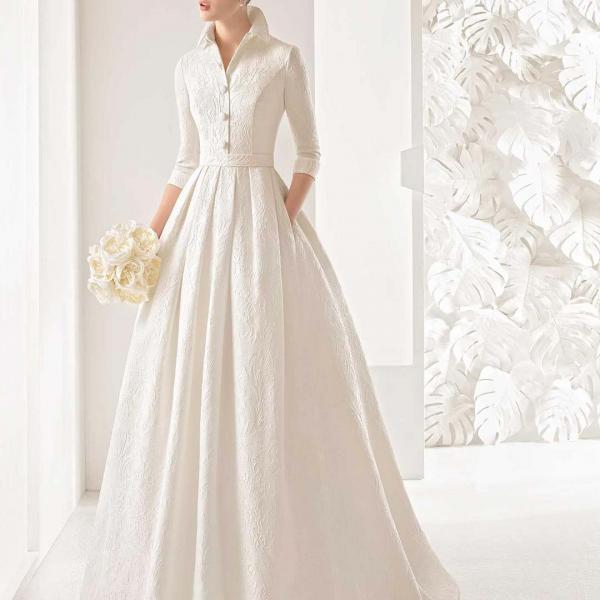 جدیدترین مدل لباس عروس براساس فرم اندام ؛ راهنمای انتخاب لباس عروس مناسب