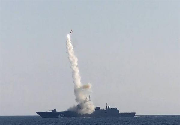 خاتمه پیروز آزمایشات روسیه به روی موشک های مافوق صوت زیرکُن